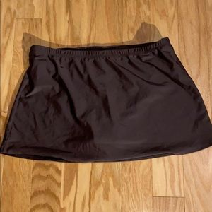 St. John's Bay Swimming skort in size 10